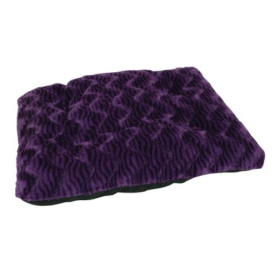 Dogit Style Sleeping Wild Animal Dog Pillow Size: Extra Small (18 L x 12 W), Color: Purple