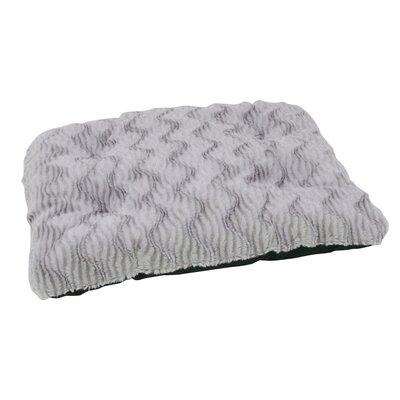 Dogit Style Sleeping Wild Animal Dog Pillow Size: Small (23 L x 17.8 W), Color: Gray