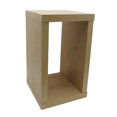 Fluval Nano Aquarium Stand Finish: Natural Oak, Size: 35.4 H x 12.6 W x 12.6 D
