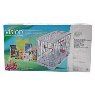 Large Vision Bird Starter Kit