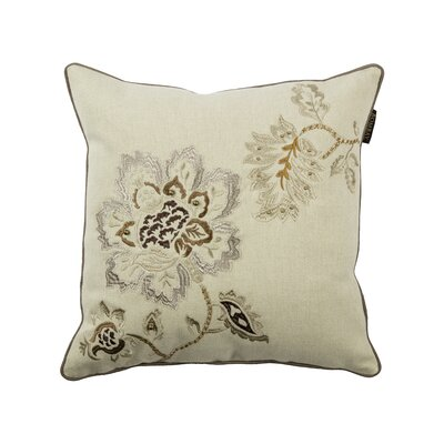 Declan Bloom 18 Square Throw Pillow