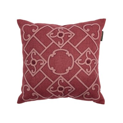 Shinto Lattice 18 Square Throw Pillow