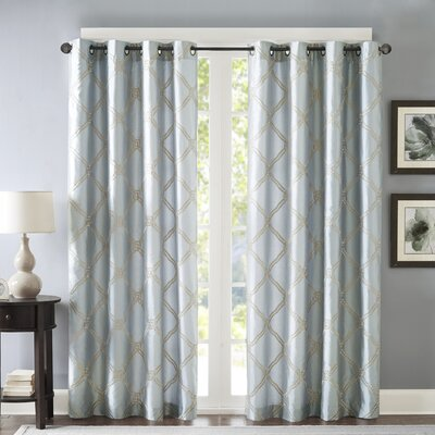 Teramo Single Curtain Panel