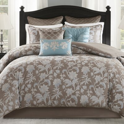 Darrow Comforter Set Size: Queen