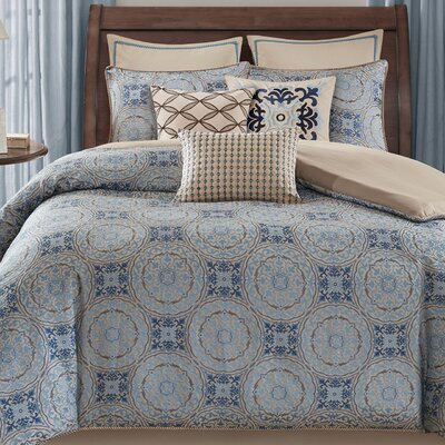 Benedict Comforter Set Size: California King