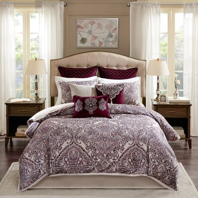 Patterson Comforter Set Size: King