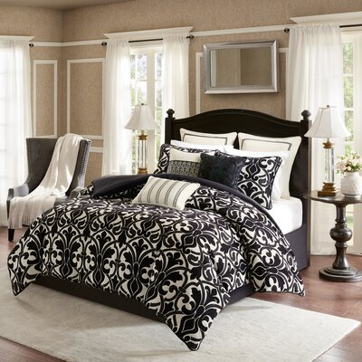 Harrison Comforter Set Size: King