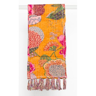 Kantha Bed Runner
