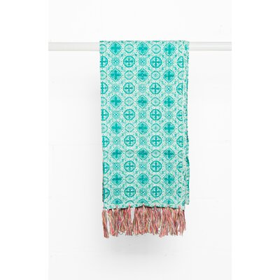 Kantha Cotton Bed Runner