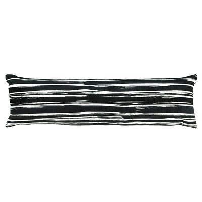 Cielo Brush Stroke Lumbar Pillow