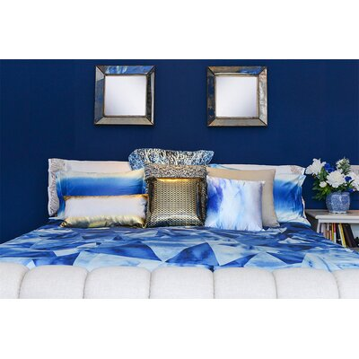 Cristal Duvet Cover Size: Queen
