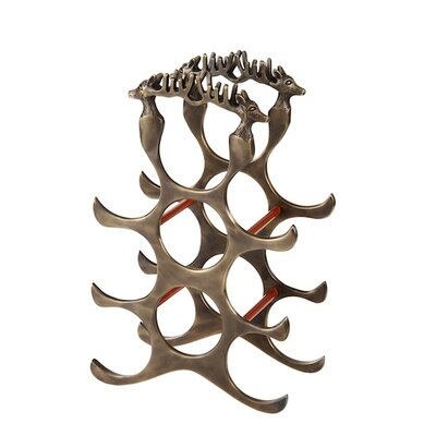 Bouille Deer Floor Wine Bottle Rack