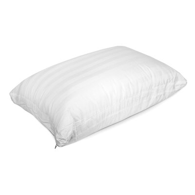 Extra Loft Memory Fiber Pillow Size: King