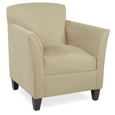 City Spaces Broadway Armchair Upholstery: Beige