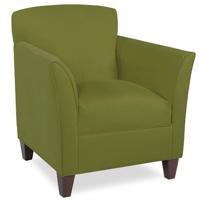 City Spaces Broadway Armchair Upholstery: Grass
