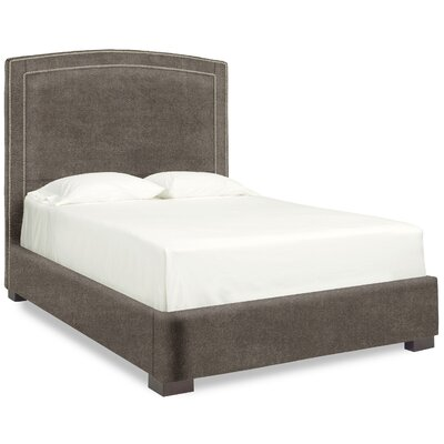 Dreamtime Upholstered Panel Bed Size: Queen, Color: Truffle