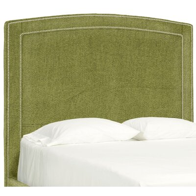Dreamtime Upholstered Panel Headboard Size: Full, Upholstery: Grass