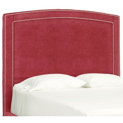 Dreamtime Upholstered Panel Headboard Upholstery: Cherry, Size: Full