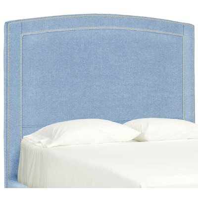 Dreamtime Upholstered Panel Headboard Size: Full, Upholstery: Sky