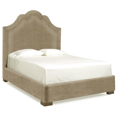Dreamtime Upholstered Panel Bed Size: Full, Upholstery: Stone