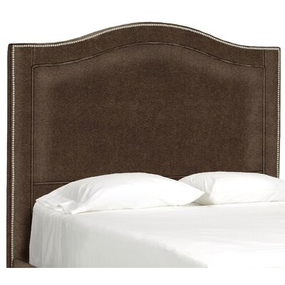 Dreamtime Upholstered Panel Headboard Upholstery: Chocolate, Size: Queen