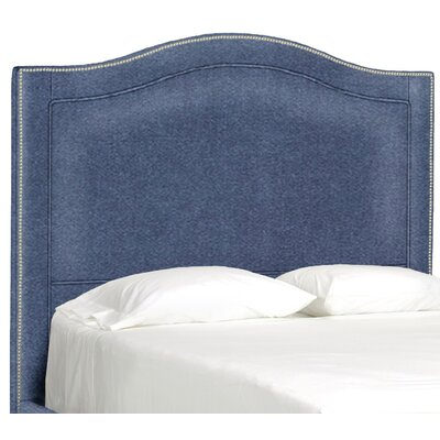 Dreamtime Upholstered Panel Headboard Upholstery: Navy, Size: Queen