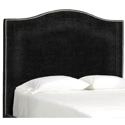 Dreamtime Upholstered Panel Headboard Upholstery: Onyx, Size: Queen