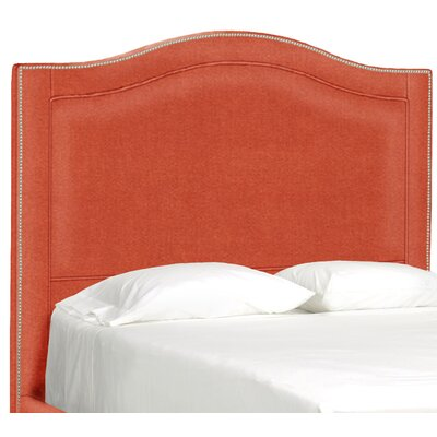 Dreamtime Upholstered Panel Headboard Size: Full, Upholstery: Tangelo