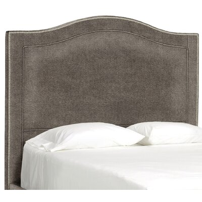Dreamtime Upholstered Panel Headboard Size: Full, Upholstery: Truffle