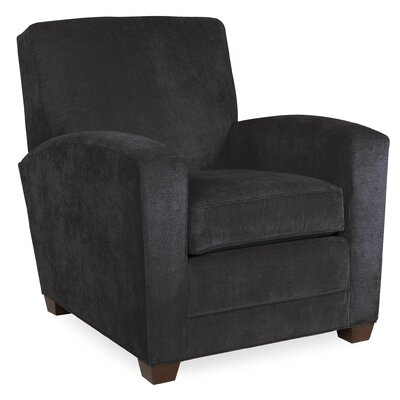 City Spaces Lexington Arm Chair Color: Dark Ash