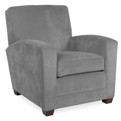 City Spaces Lexington Arm Chair Color: Pewter