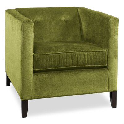 City Spaces Park Avenue Armchair Upholstery: Grass