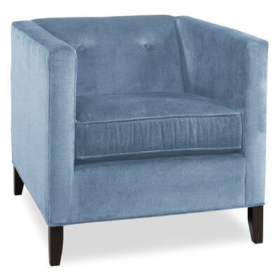 City Spaces Park Avenue Armchair Upholstery: Sky