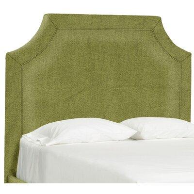 Dreamtime Upholstered Panel Headboard Size: Full, Upholstery: Grass