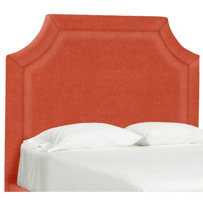 Dreamtime Upholstered Panel Headboard Size: Queen, Upholstery: Tangelo