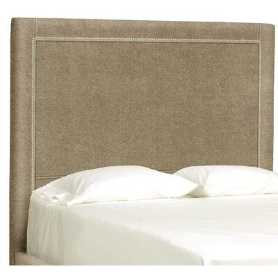 Dreamtime Upholstered Panel Headboard Upholstery: Stone, Size: Queen