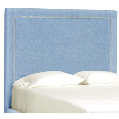 Dreamtime Upholstered Panel Headboard Size: Queen, Upholstery: Sky