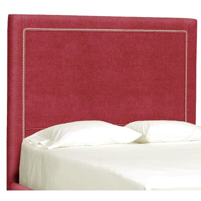 Dreamtime Upholstered Panel Headboard Size: Full, Upholstery: Cherry