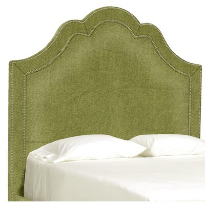 Dreamtime Upholstered Panel Headboard Upholstery: Grass, Size: Queen