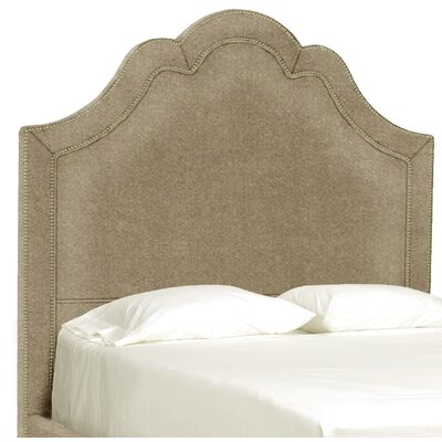 Dreamtime Upholstered Panel Headboard Size: Full, Upholstery: Stone