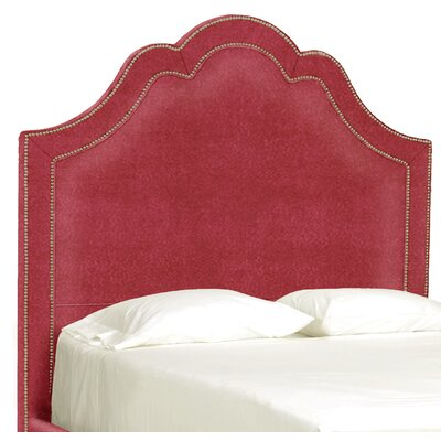 Dreamtime Upholstered Panel Headboard Size: Queen, Upholstery: Cherry