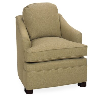 Quinn Lounge Chair Color: Beige