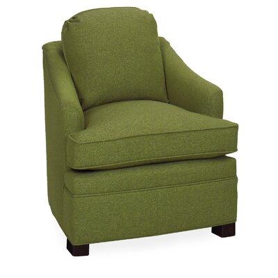 Quinn Armchair Upholstery: Grass