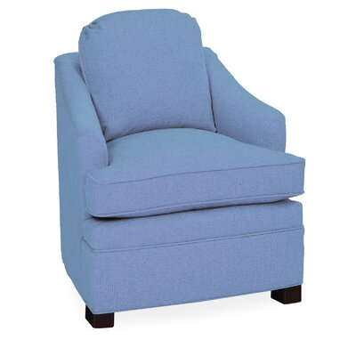 Quinn Lounge Chair Color: Sky