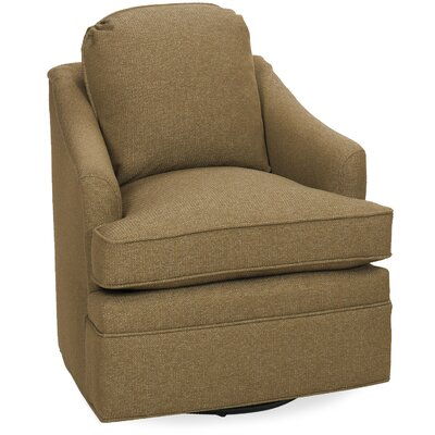 Quinn Swivel Lounge Chair Color: Stone