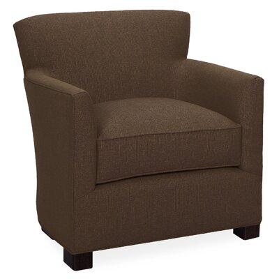 Rowan Arm Chair Color: Chocolate