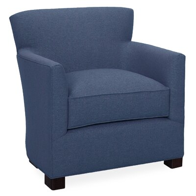 Rowan Arm Chair Color: Navy