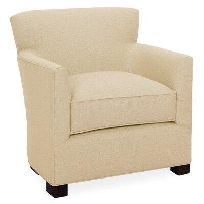 Rowan Arm Chair Color: Beige