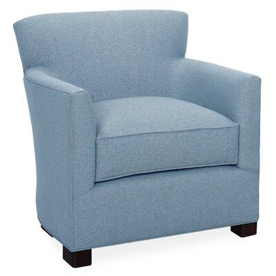 Rowan Arm Chair Color: Sky