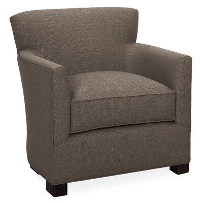 Rowan Arm Chair Color: Truffle
